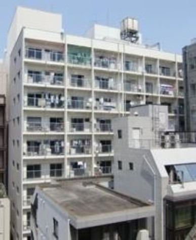 四谷御苑マンション 建物画像1