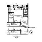 パークキューブ代々木富ヶ谷 / 102 部屋画像1