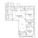 レジデンス三宿(旧アパートメンツ三宿) / 210 部屋画像1